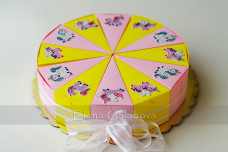Картонена торта 1